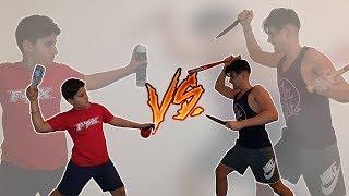 Αδερφός vs Αδελφό! Τιτανομαχίες #2