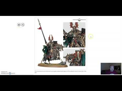 New Warhammer Quest box looks amazing! New Age of Sigmar models and should I play it? |