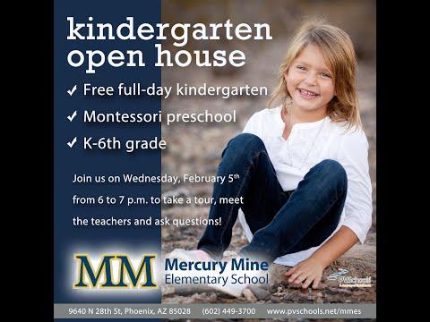 Welcome to Mercury Mine Elementary School