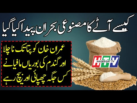Haqeeqat TV: Imran Khan Should Recover the Wheat Bags For Buyers on Low Rate