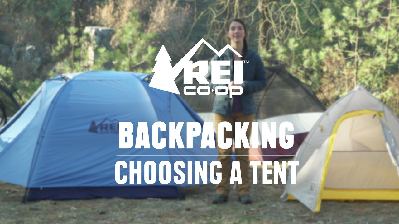 Backpacking Tents: How to Choose | REI Expert Advice