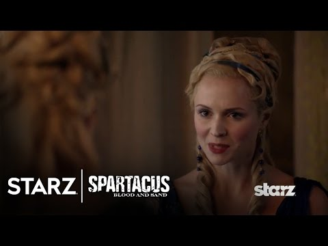 Spartacus: Blood and Sand | Episode 9 Clip: Arrangements Are Made | STARZ