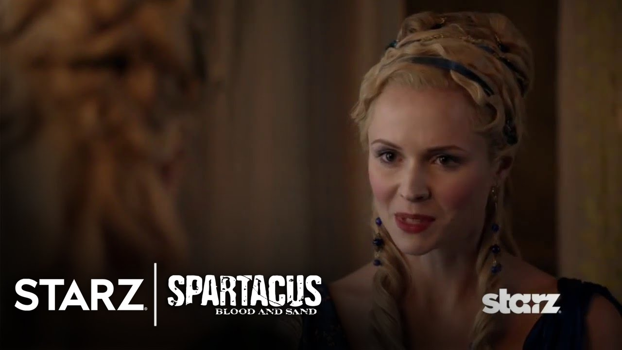 Download Spartacus: Blood and Sand | Episode 9 Clip: Arrangements Are Made | STARZ