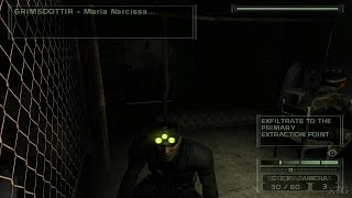 Tom Clancy's Splinter Cell: Chaos Theory PS2 Gameplay HD (PCSX2)