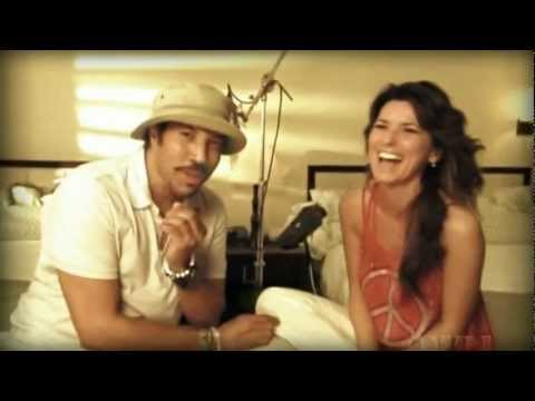 Lionel Richie feat Shania Twain - Endless Love