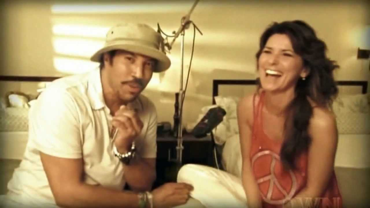 Download Lionel Richie feat Shania Twain - Endless Love