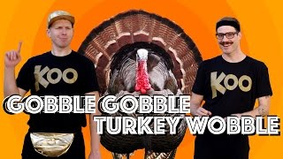 Koo Koo Kanga Roo - Gobble Gobble Turkey Wobble (Official Video)