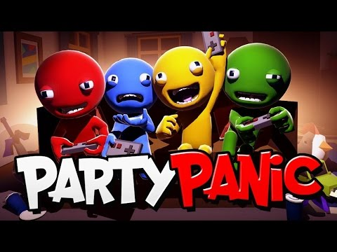 Thumbnail: NEW MINIGAMES! - PARTY PANIC