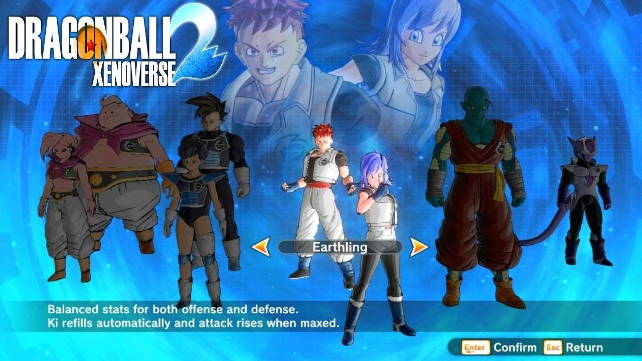 Dragon Ball Xenoverse 2: Transfer Your Xenoverse 1