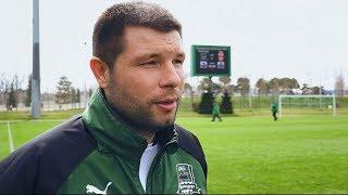 Мурад Мусаев: «Рады, что одержали очень трудную победу»