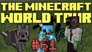 The Minecraft World Tour - #61: I Hear Voices In My Head!