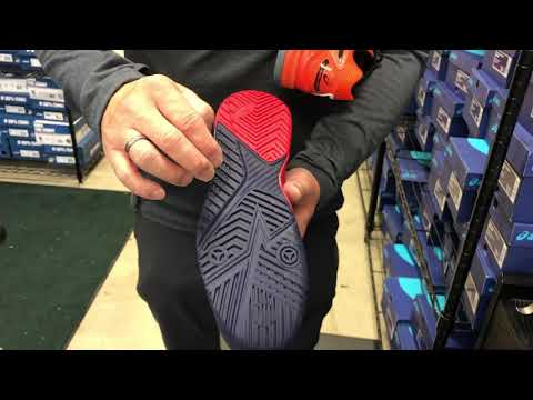 New 2020 Asics Gel Resolution 8 Tennis Shoe Review