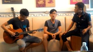 TELL ME WHY (Mr. A) - Acoustic cover by TALO BAND