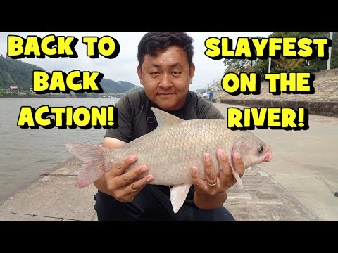 SLAYFEST On The MONONGAHELA RIVER! We FIGURED IT OUT! (2019 Pittsburgh Trip -- 2/4)