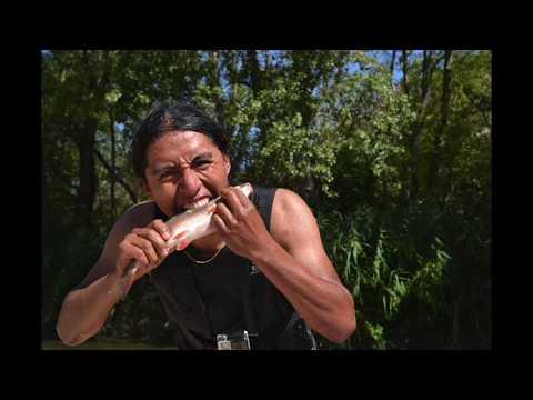 🐟 Pescando Truchas SALVAJES  A MANO | RUNAVLOGS | Francia - Vaison La Romaine.
