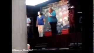Laura Torres no participara como la Voz de Goten (2013)