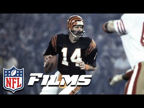 #10 Ken Anderson | NFL Films | Top 10 Players Not in the Hall of Fame