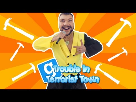 TROUBLE IN TERRORIST TOWN #24 - IT'S MC TOBI TIME!! ● Let's Play TTT