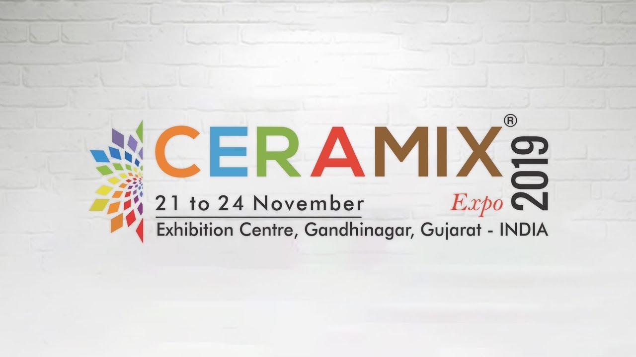CERAMIX19 (Nov 2019), Ceramix Expo, Gandhinagar India