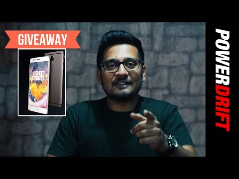 Announcing the winners of the OnePlus 3T giveaway : PowerDrift