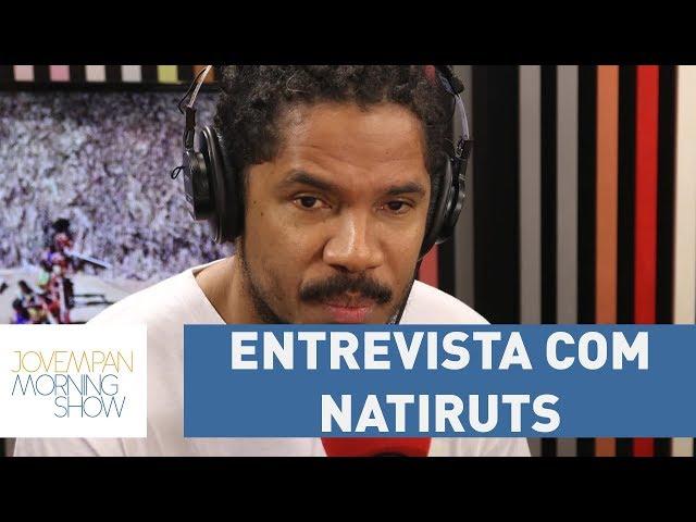 Entrevista completa com Natiruts