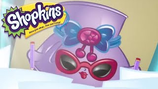 SHOPKINS Cartoon - TOO FAMOUS | Cartoons For Children