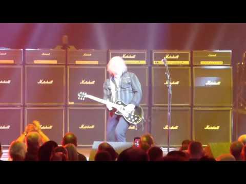 Wonder Days ' Live ' Thunder Royal Concert Hall, Nottingham 15th February 2016.