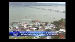 Los caras - símbolo de integración en los cantones Bahía de Caraquez y San Vicente