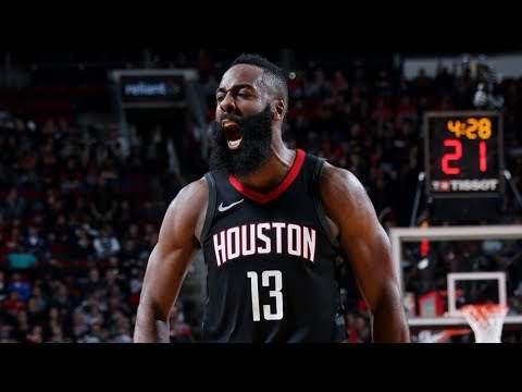 Rockets 12 Game Win Streak! CP3, Harden Score 28 vs Spurs! 2017-18 Season