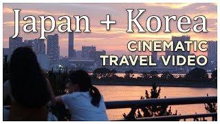Cinematic Travel Video: Japan + Korea 2017 with Canon G7X Mark II
