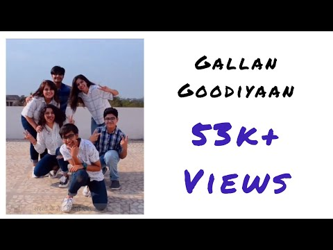 |Gallan Goodiyaan| |Dil Dhadakne Do| |Group Dance| |Sangeet Dance| |Video|