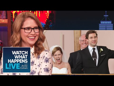 Are Jim and Pam from 'The Office' still together? Jenna Fischer weighs in