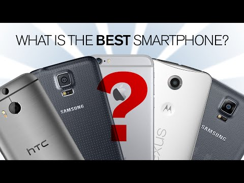 What is the BEST smartphone?