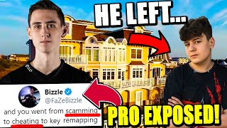 Clix LEAVES NRG House! FaZe Bizzle GOES OFF on Pro Cheater? Ron Makes $300K A MONTH?