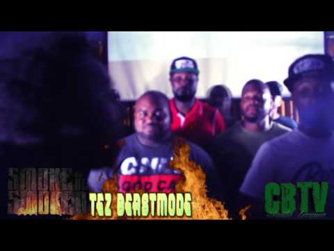 TEZ BEASTMODE (STL) VS FINESS (CHI)//HOSTED BY SHOW OFF//SMOKE OR BE SMOKED//CHEDDAHOUSE.BTV