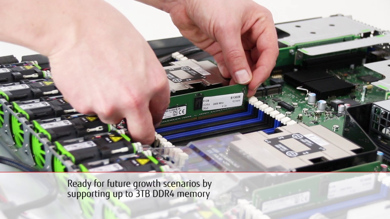 FUJITSU Server PRIMERGY RX2530 M4 - Fujitsu CEMEA&I