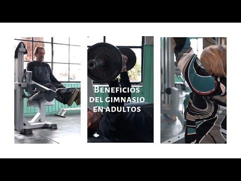 DeporTips: Beneficios del gimnasio para adultos