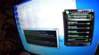 Майнинг Ethereum Decred и потребление на Gigabyte RX 480 4g (hynix)