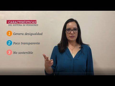 #HablandoDeSeguridadSocial - Características del sistema de pensiones
