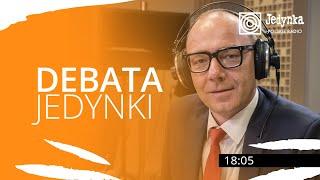 Grzegorz Jankowski Debata Jedynki 18.04 - Kolejna reforma OFE. Co z emeryturami?