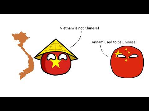 How did Vietnam exist?