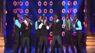 "Finale Night - 7th Performance - Committed & Boyz II Men - ""Motownphilly"""