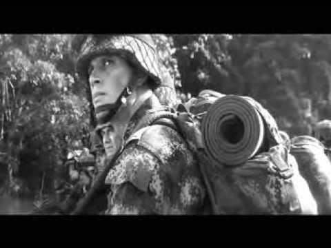 Minuto De Silencio Por Los Héroes Caídos Del Ejército Nacional De Colombia