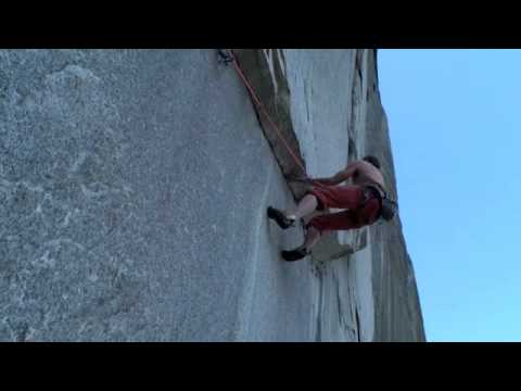 Zodiac Yosemite Free Climbing Lee Ben Cossey