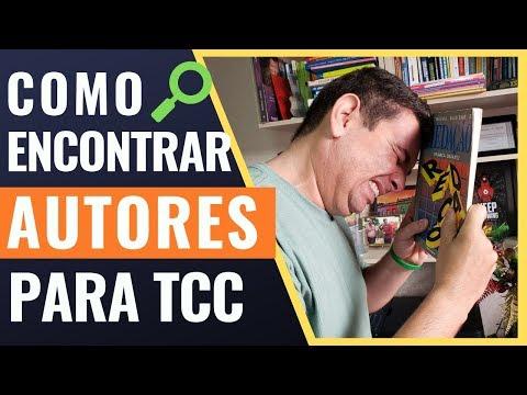 Onde Pesquisar Autores Para Escrever O Referencial Teórico Do TCC