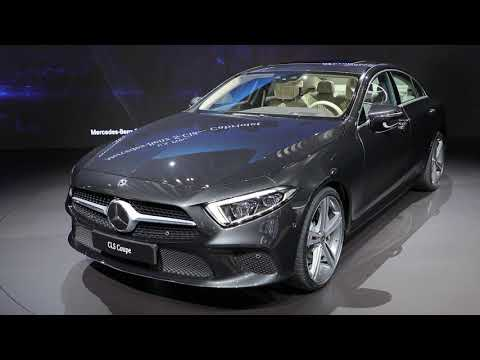 2019 Mercedes Benz CLS video preview