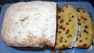 """Кекс """"Столичный"""" в хлебопечке."""