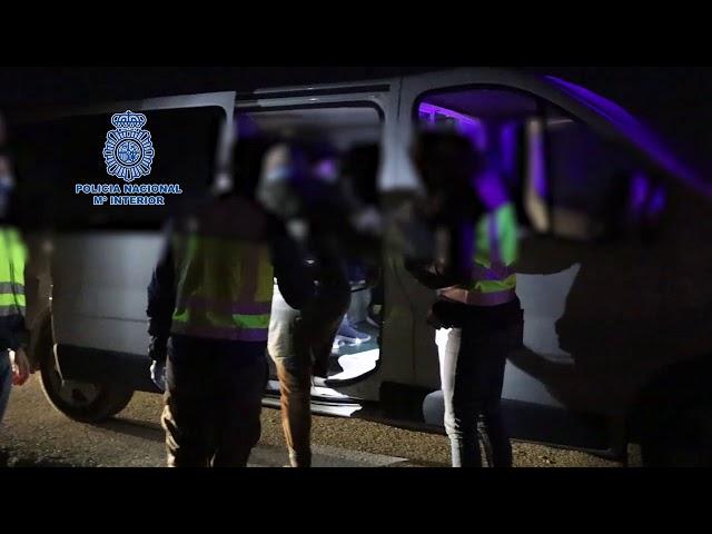 La Policía Nacional detiene al dueño de una empresa hortofrutícola que explotaba a sus trabajadores