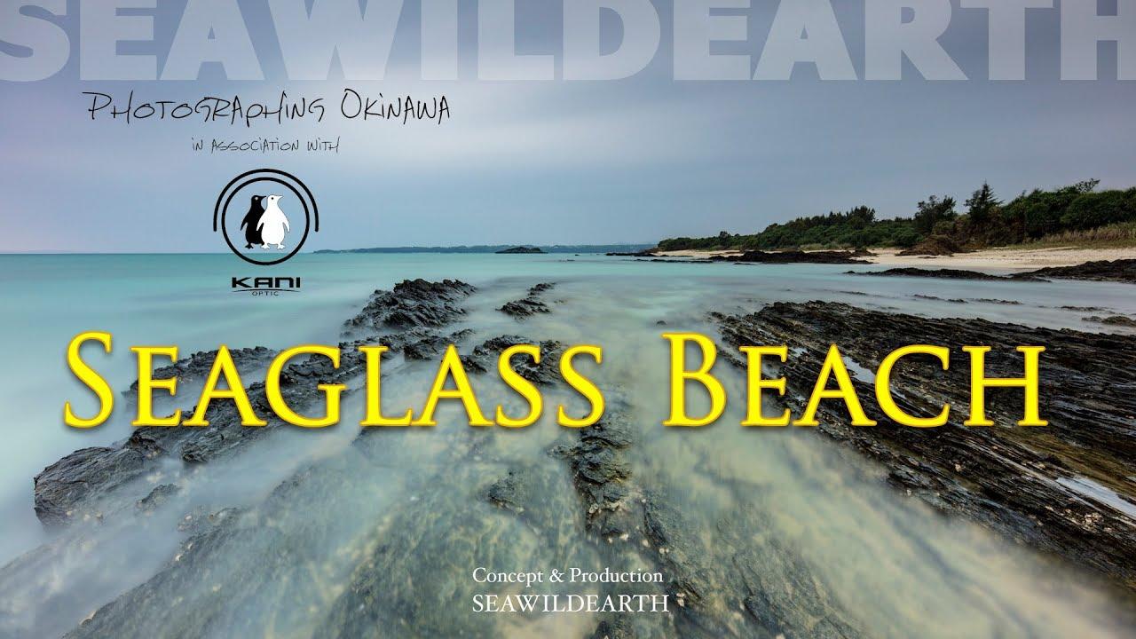 Seagl Beach Okinawa Photographing