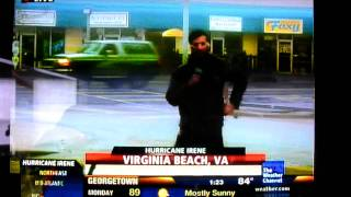 weather channel live makes for stupid people